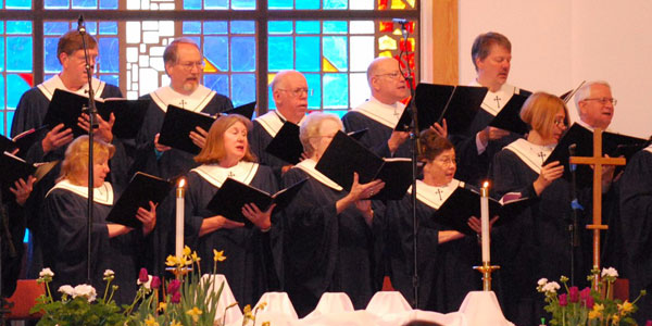 music chancel choir